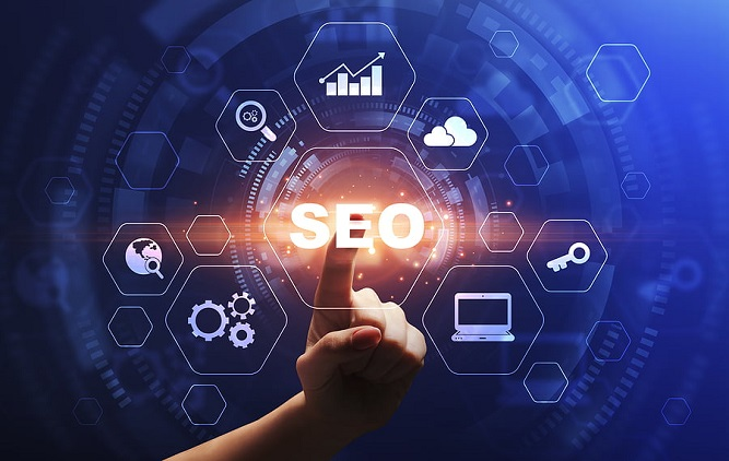 SEO STRATEGY INTO CYBERSECURITY